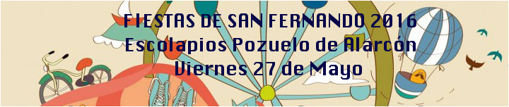 Fiestas San Fernando 2016