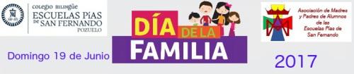 Banner dia de la familia 2017