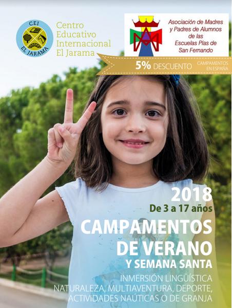 Oferta CEI El Jarama Escolapios